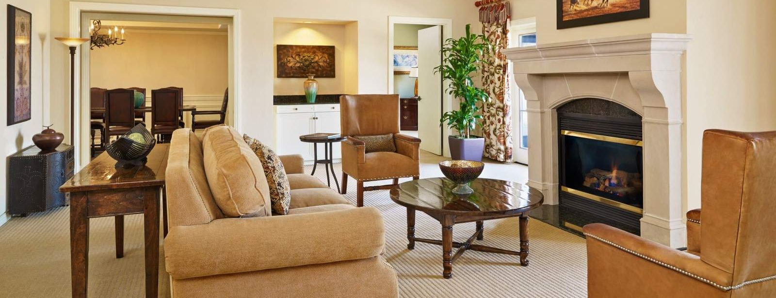 Frisco Accommodation - Premiere Suites - The Westin Stonebriar Hotel and Golf Club